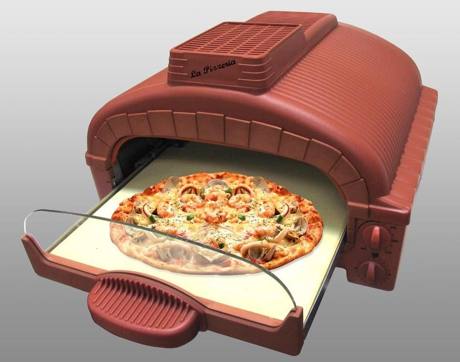 Four à pizza ou pain